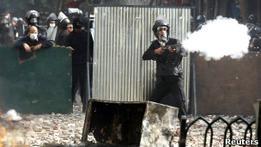 Демонстранты требуют отставки военного правительства Египта