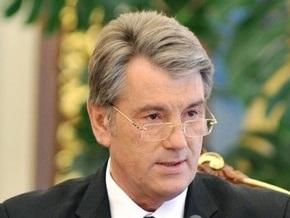 НГ: Запад Ющенко не поможет