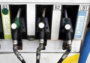 Украина увеличила производство бензина в первом квартале