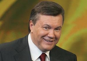 Янукович открыл в Киеве гимназию, где  будут учиться будущие Королевы, Антоновы и Патоны