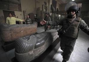 В Египте нашли пропавшую из музея статую фараона Эхнатона