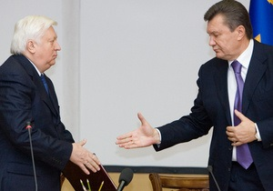 Луценко: Регионалы и Пшонка заявили о заангажированности Генпрокуратуры
