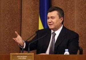 ЗН: 12 апреля Янукович встретится с Обамой