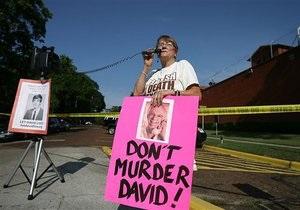 В Техасе казнили мужчину, убившего полицейского 32 года назад