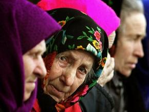 Каждый год украинские села теряют 1% населения