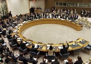 Франция и Британия попросят ООН наложить на Ливию оружейное эмбарго