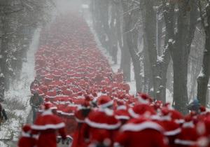 Санта Клаус назван крупнейшим в мире работодателем