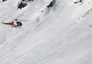 В Швейцарии пятеро альпинистов сорвались в провал и погибли
