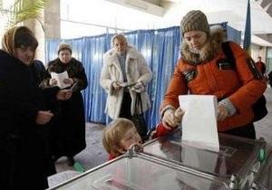 Наблюдатели от Европарламента положительно оценили проведение выборов президента