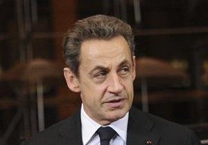 Саркози принял отставку французского правительства