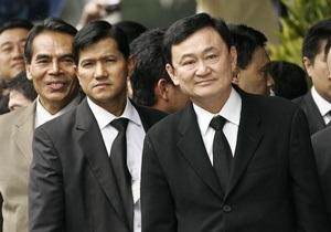 Бывший премьер Таиланда получил гражданство Черногории