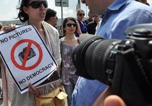 В Грузии освобождены обвиняемые в шпионаже фотографы