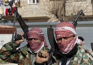 Западные правозащитники обвинили сирийских повстанцев в пытках