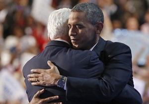 Обама выдвинут кандидатом на пост президента США