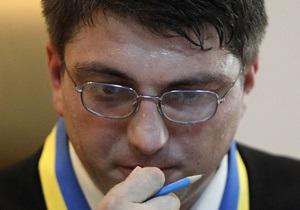Тимошенко - Кирееву: Вы не Ваша честь, а Ваше бесчестие. В суде завязалась драка