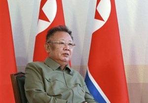 Ким Чен Иру посмертно присвоили звание генералиссимуса КНДР