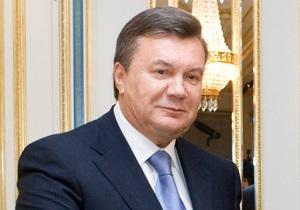 Янукович обещает подумать над присоединением Украины к ЕврАзЭС