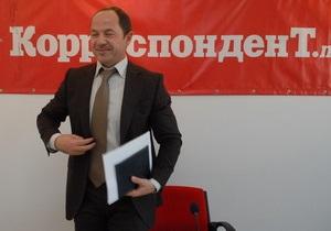 СМИ: Тигипко может не явиться в Раду из-за операции на колене