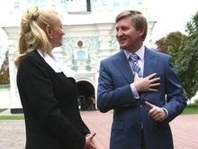 Фотогалерея: Ахметов, Ющенко и Аполлон