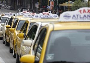 В Британии появилось дизайнерское такси
