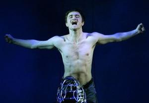 Звезда Гарри Поттера дебютирует в мюзикле на Бродвее
