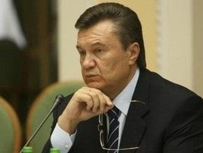 Янукович призвал заменить Кабмин Тимошенко антикризисным правительством