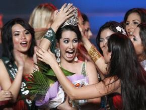 Названа победительница конкурса Мисс Земля 2008