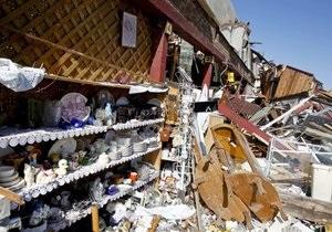 В США жертвами торнадо стали девять человек