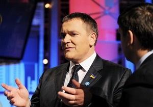 Регионалы считают дискриминационной концепцию Ющенко о языковой политике