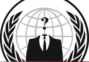 Сайты правительства Мексики блокировали хакеры из Anonymous