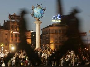 В центре Киева с 21 по 25 августа ограничат движение транспорта