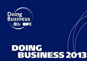 Всемирный банк призывают отказаться от рейтинга-ориентира для Азарова - doing business