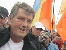 Фотогалерея: 33-е восхождение Ющенко