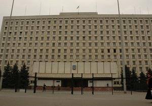 Центризбирком отклонил предложение об объявлении начала выборов в Раду