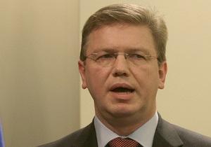 На текущей неделе Украину посетят высокопоставленные европейские чиновники
