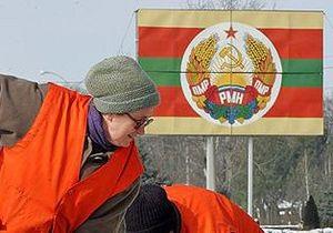 Евросоюз отменил ряд санкций против чиновников из Приднестровья