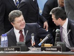Порошенко: Украина может вступить в НАТО через один-два года