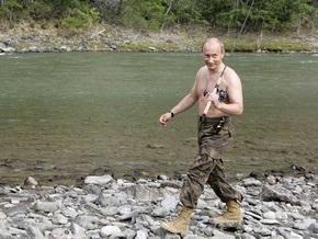 Путина пригласили порыбачить в Финском заливе