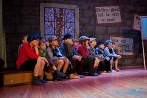 Британский детский театр представил английский мюзикл  Смайк