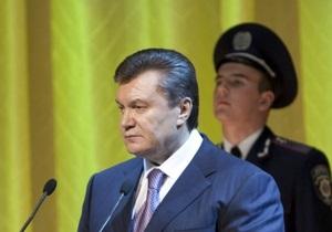 Янукович сомневается, что дело Тимошенко будет доведено до суда (обновлено)