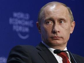 Путин: Украина получила кредит в счет транзита газа