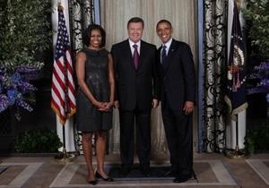 Янукович в США оговорился, перепутав уран с Ираном