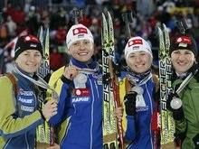 Биатлон: Украинский триумф на чемпионате Европы