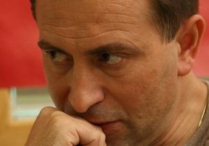 Томенко: Вето защитило Януковича от критики малого и среднего бизнеса