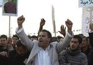 В Ливии ситуация продолжает обостряться