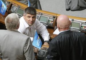 Ратификация договора по ЧФ: регионалы сомневаются, что оппозиция устроит драку в Раде