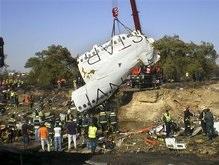 Крушения самолета в Мадриде: МИД ищет украинцев среди погибших
