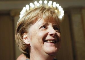 СМИ: Меркель выступает за новый договор о ЕС