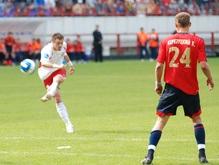 Российская Премьер-лига: Амкар и ЦСКА не смогли определить сильнейшего