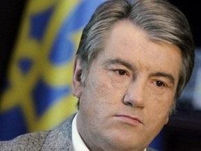 Ющенко обсудит с президентом Польши газовый спор с Россией